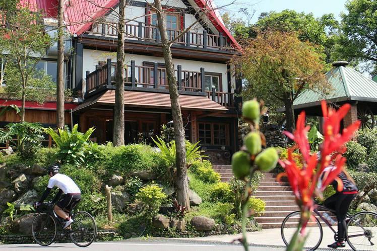暑假到農場體驗,此券也通用,圖為宜蘭香格里拉農場。圖/台灣休閒旅館協會提供
