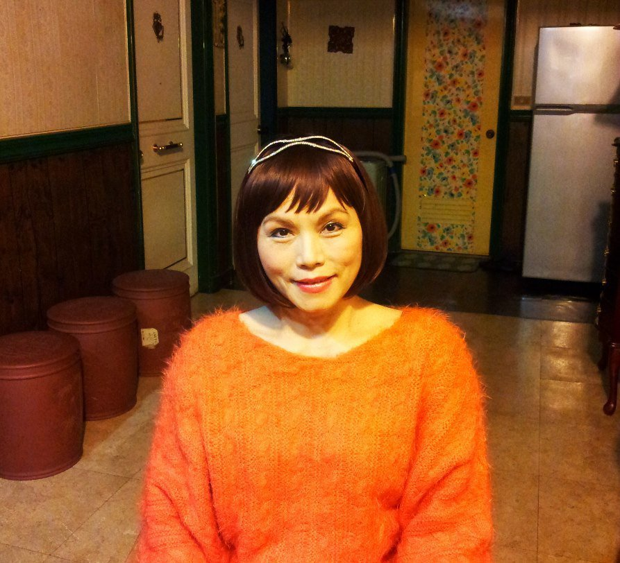 李珮菁當年以「我愛月亮」一曲走紅,被稱為「月亮歌后」。圖/摘自臉書