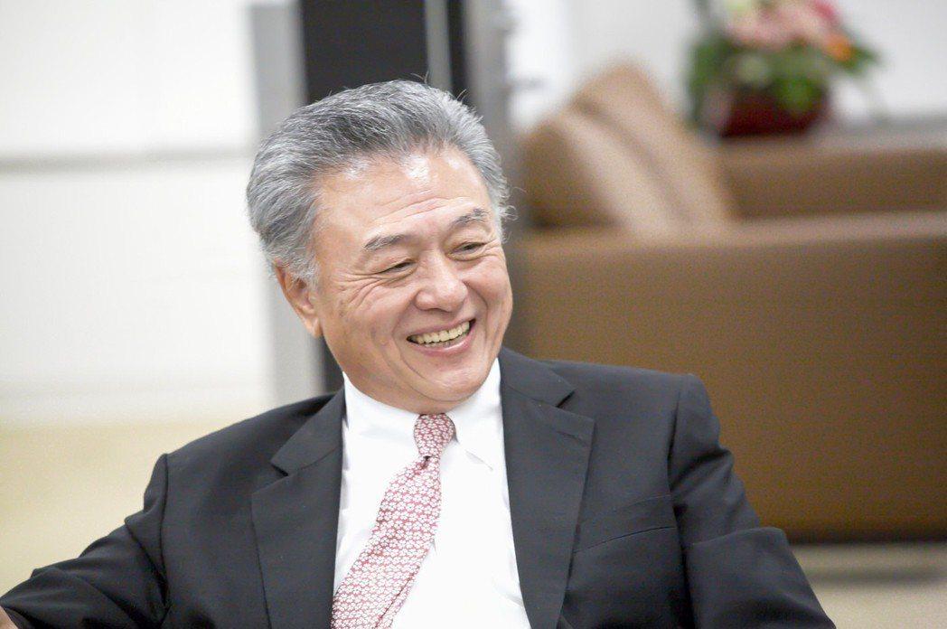 陳剛信是個很懂謀略擅長經營的人才  圖/史坦利國際傳媒提供