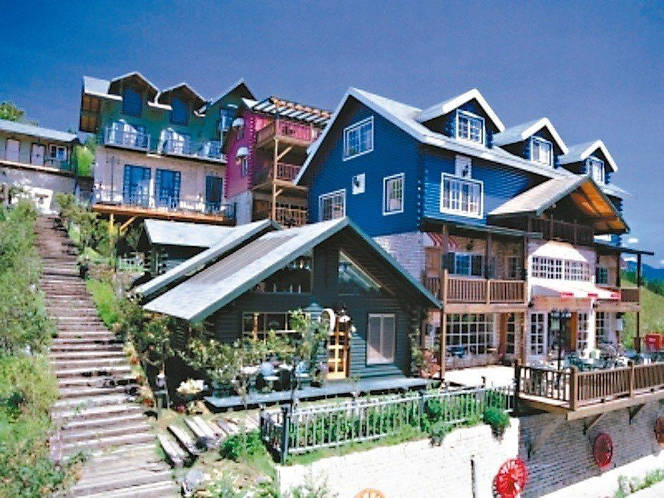 知名的香格里拉空中花園也加入此次優惠。 圖/台灣休閒旅館協會提供