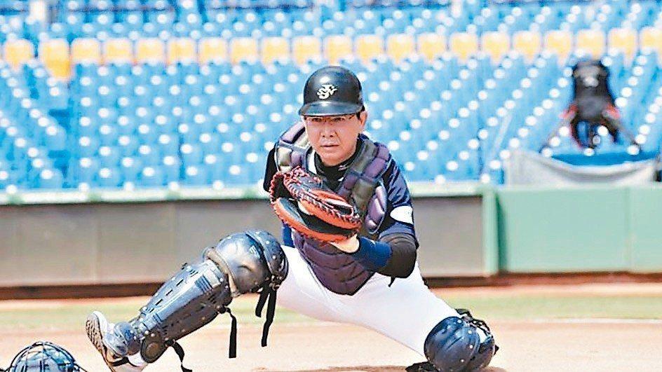 知名的棒球球評許維智。 圖/取自許維智臉書