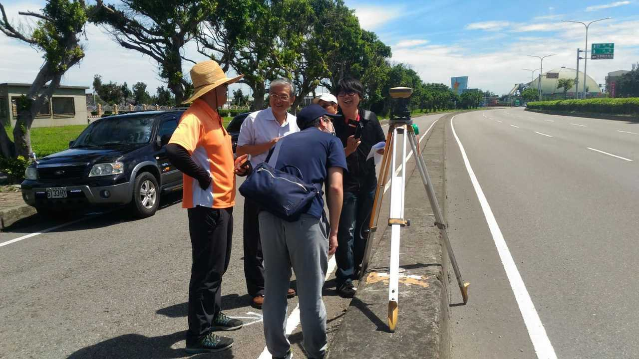 3D公共管線圖資系統能減少道路挖掘周期。 圖/台中市建設局提供