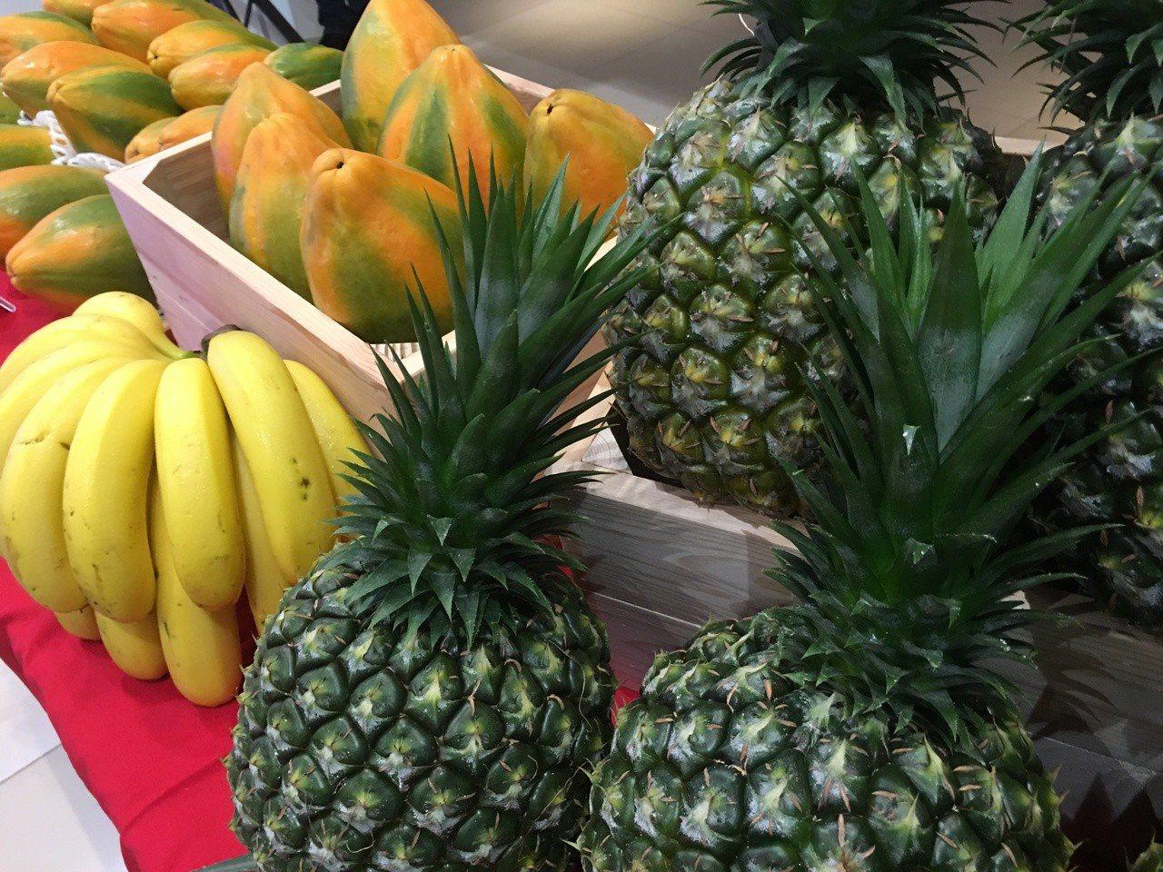 雲林縣周六舉辦就業博覽會,前100名求職者,還可獲贈雲林在地優質鳳梨、木瓜或香蕉...