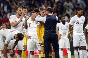 英媒收起毒舌 改讚世足英格蘭「英雄」