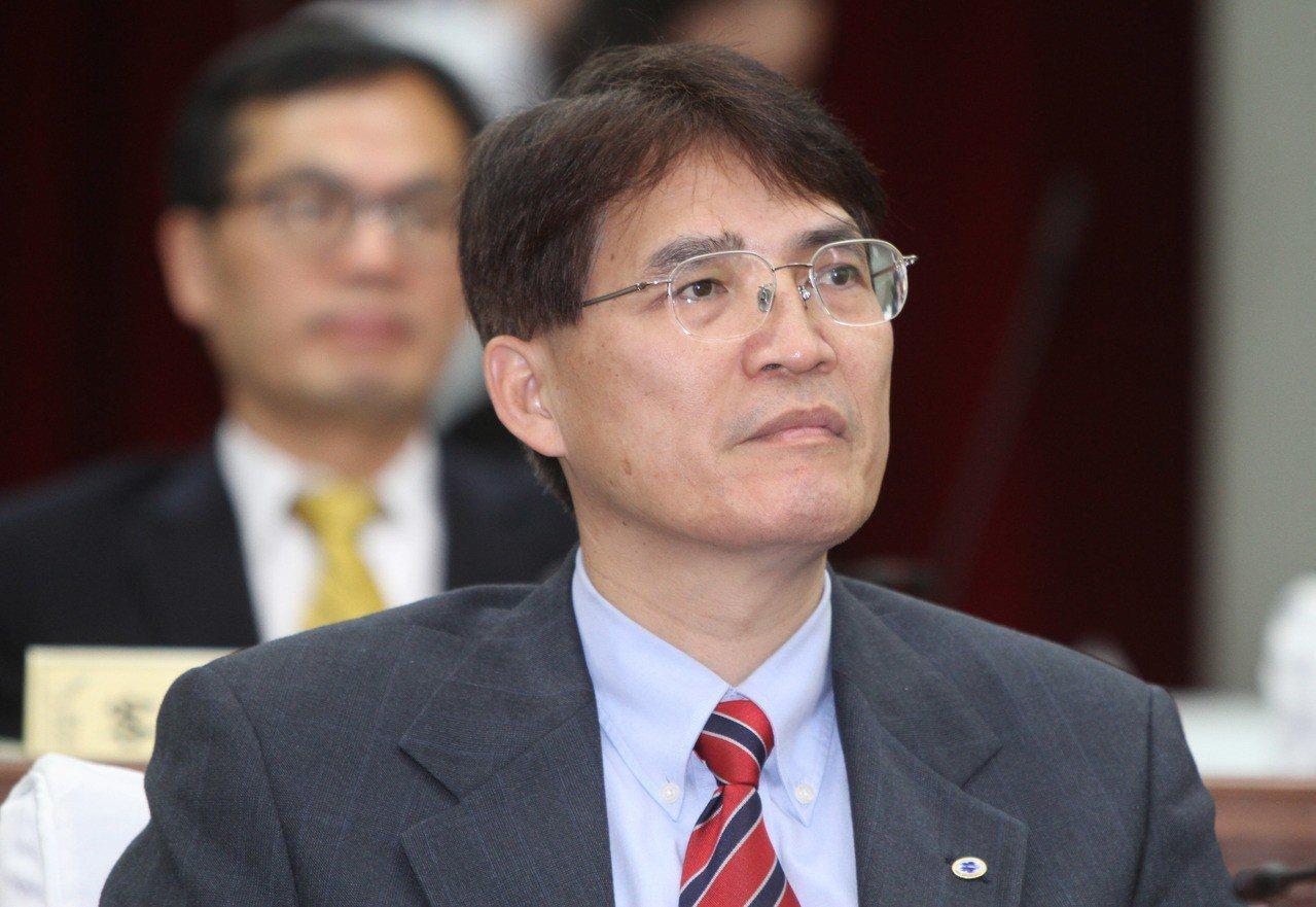 國立體育大學校長高俊雄將接任體育署長。本報系資料照