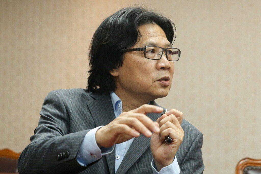內閣改組,葉俊榮將接掌教育部。 聯合報系資料照