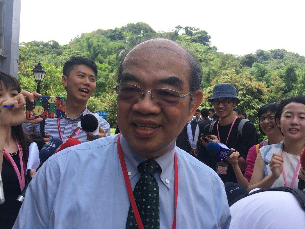 前教長吳茂昆在高度爭議下去職。圖╱聯合報系資料照片