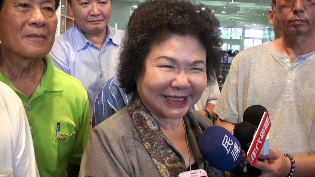 總統府秘書長陳菊。圖╱聯合報系資料照片