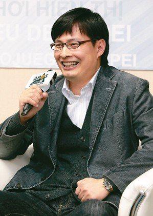 宇峻總經理劉信。 本報系資料庫