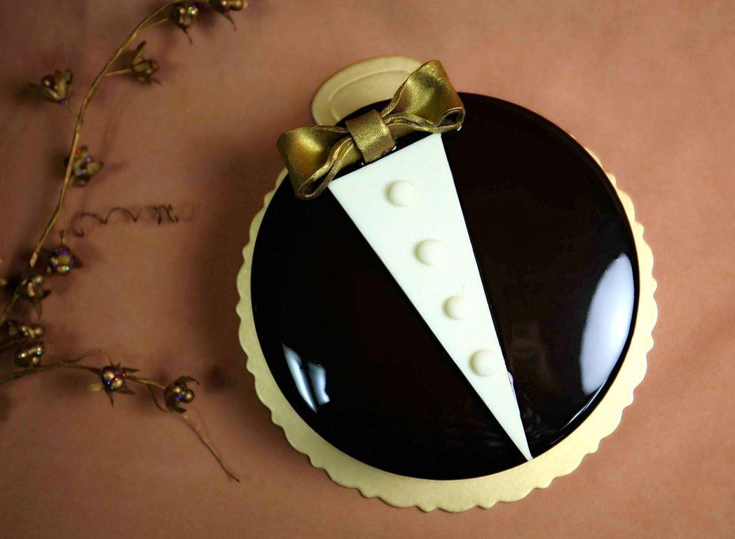 【圓夢】父親節蛋糕。  大億麗緻酒店 提供