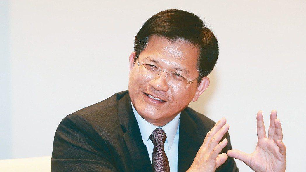 台中市長林佳龍接受聯合報系專訪時表示,年底選舉選的不只是市長,還是大台中的未來。...