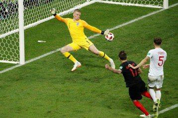 延長賽攻進致勝分 克羅埃西亞2:1勝英格蘭