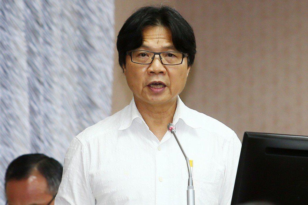 教育部長內定由內政部長葉俊榮接掌。 記者王騰毅/攝影