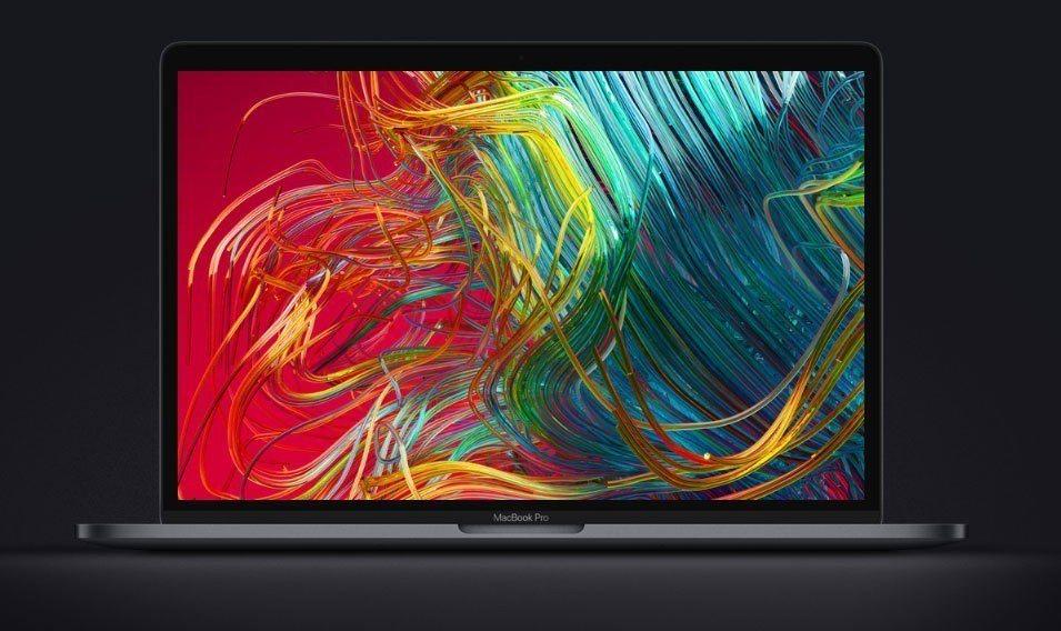 MacBook Pro 的 Retina 顯示器,在 Mac 筆記型電腦中,是歷...