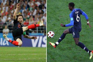 藍衣vs.格子軍團頂尖中場比拚 法國終將勝利在望