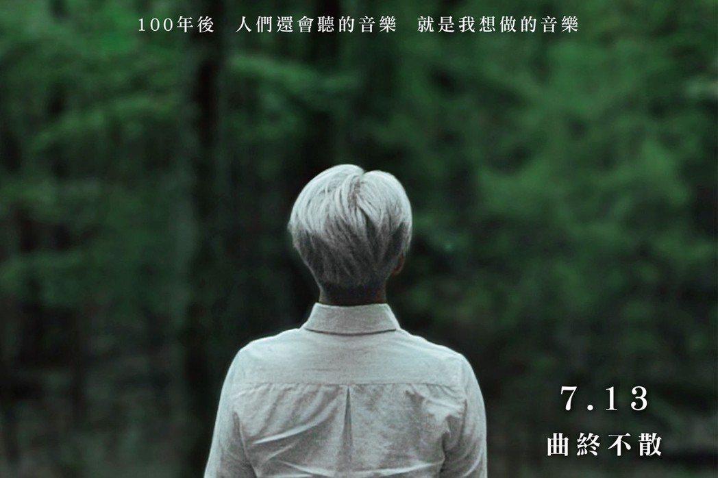 紀錄片《坂本龍一:終章》大概是他在臨行前以背影之姿,提早向觀眾預作喪禮告白的最終...
