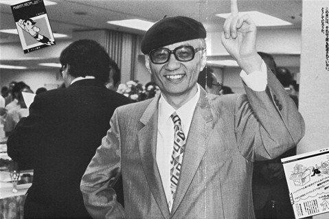 「我也反對核電」手塚在1988年8月的雜誌專訪,表態反對核能發電廠(原発),並談...