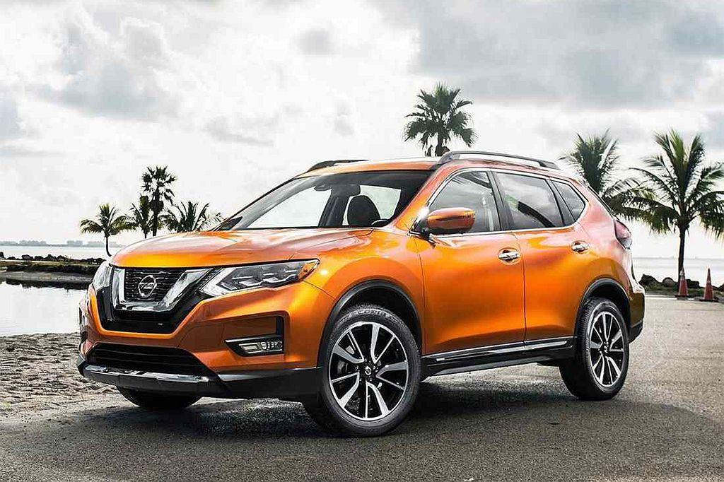 小改款Nissan Rogue(台灣稱X-Trail)展現銷售實力,擊敗Toyota RAV4成為上半年美國汽車市場最暢銷的都會休旅車。 圖/Nissan提供