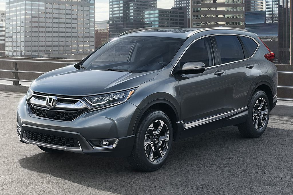 台灣國產最熱賣的休旅車Honda CR-V,在美國市場其實沒有這麼強勢,銷售排名都在Nissan Rogue、Toyota RAV4之後。 圖/Honda提供