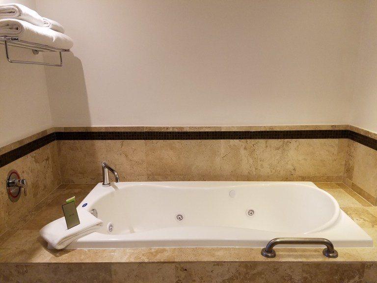 還有按摩浴缸,不過都沒用到 圖文來自於:TripPlus