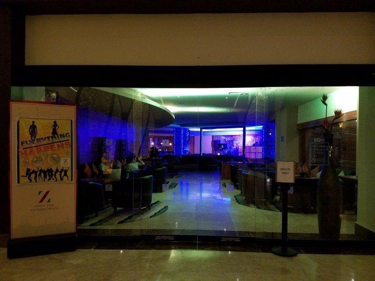 大廳旁邊有個Lounge Bar 圖文來自於:TripPlus