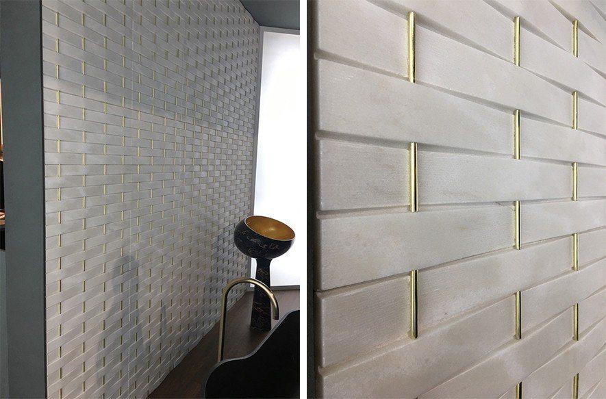 (圖)不鏽鋼鍍鈦與石面結合的複合運用