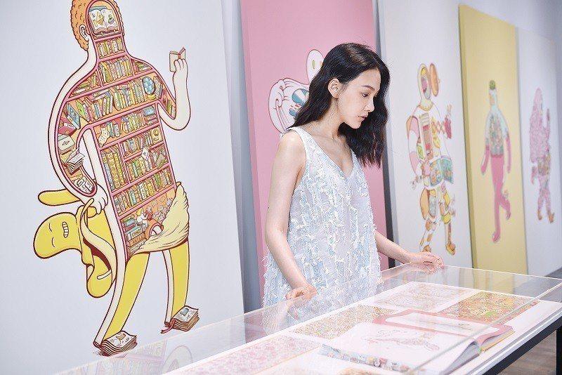 IG社群當紅、備受矚目的新生代演員林映唯「小美」成為粉絲,和許多關注潮流、藝文活...