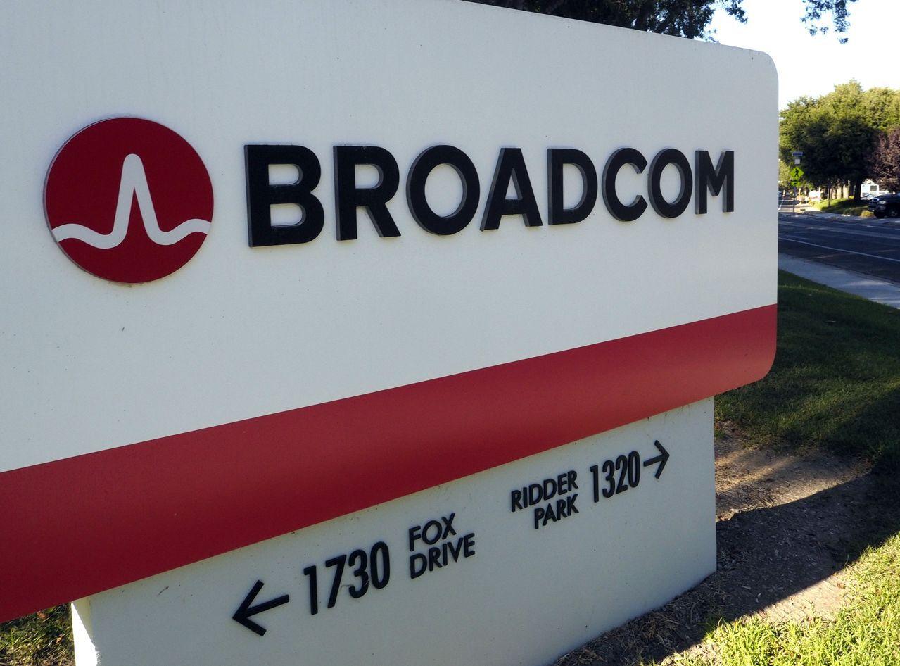博通以189億美元併購CA,是併購高達受阻後發動的另一大手筆併購案。歐新社