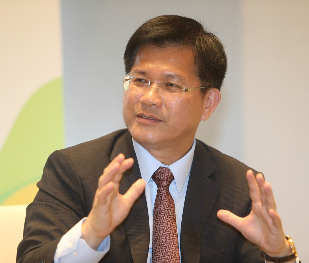 林佳龍說,他希望這次選舉是高手過招,結果有點失望。記者黃仲裕/攝影
