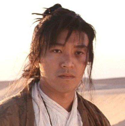周星馳本是「段譽傳」男主角,片子胎死腹中。圖/摘自HKMDB
