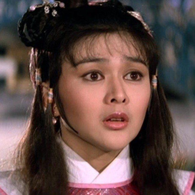 關之琳被鎖定演傾國傾城的王語嫣,最後沒能順利開拍。圖/摘自HKMDB