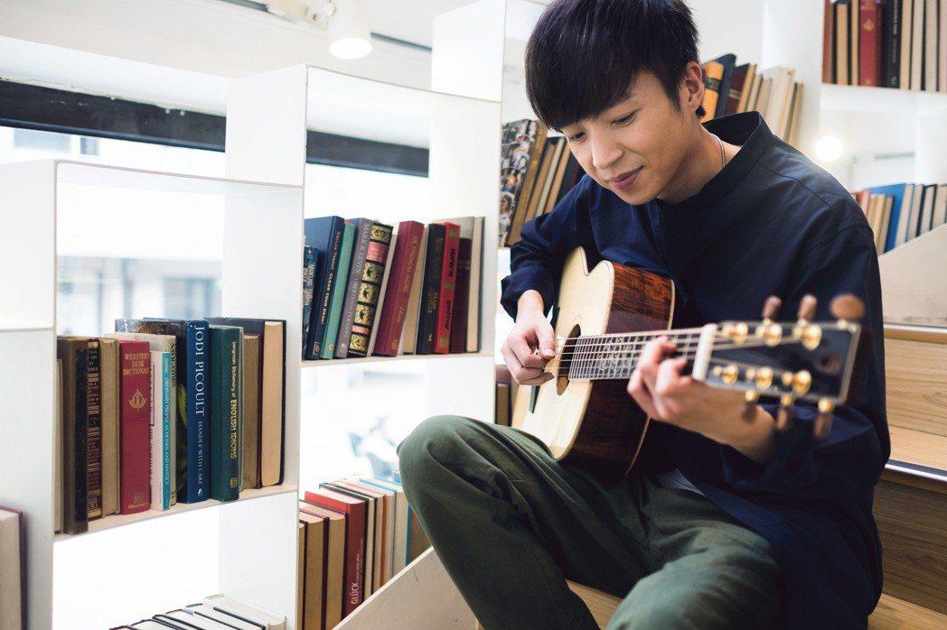 李劍青的音樂深獲五月天阿信、劉若英青睞。圖/相信音樂提供