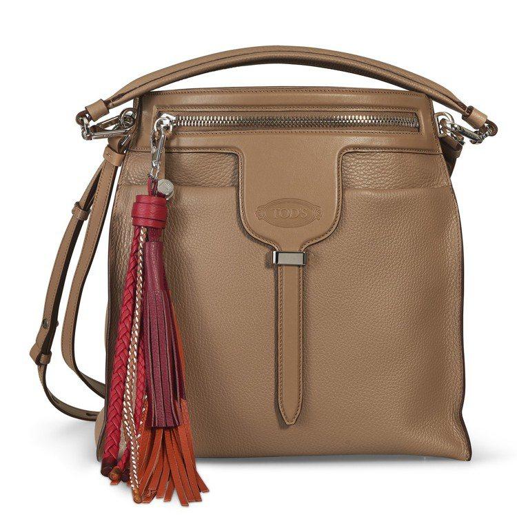 TOD'S Thea Bag,75,500元。圖/迪生提供