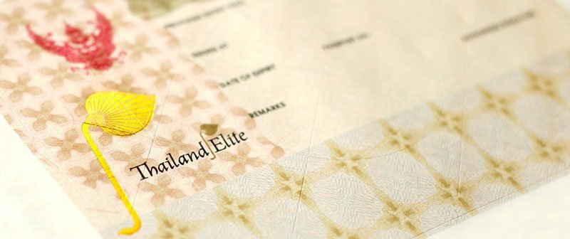 「精英簽證卡」效期五年,持卡即可入境泰國。(取自Thaivisa網站)