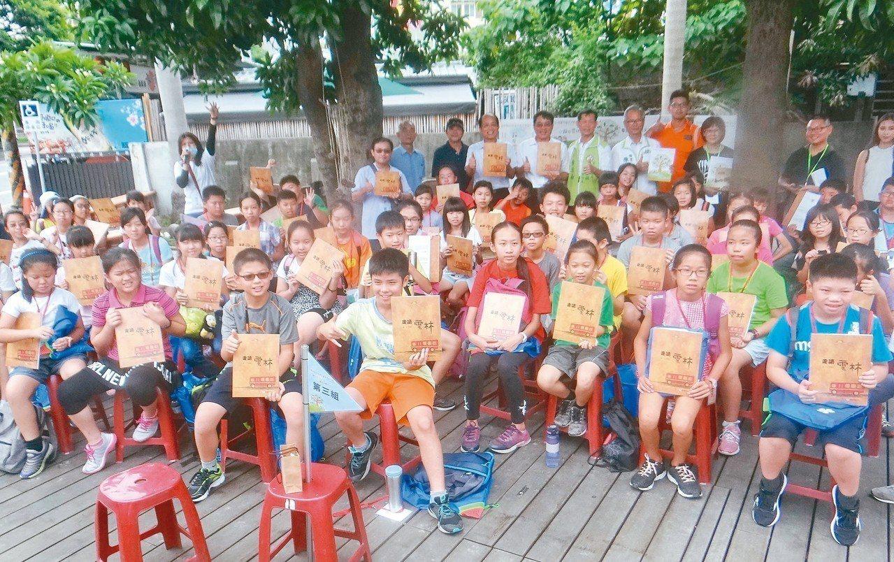 豐泰基金會積極培訓雲林小孩,和雲林縣府開辦文學營,期待培育更多小文豪,為雲林這塊...