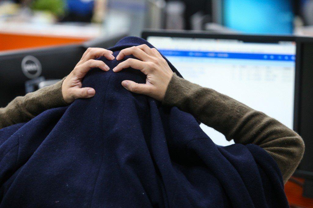 頭痛是最常見的病痛之一。 本報系資料照/記者王騰毅攝影