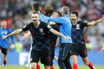 本屆世足球星牌無用 克羅埃西亞靠團隊拚進決賽