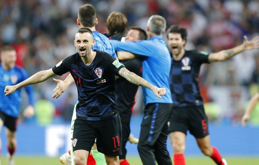 克羅埃西亞總教練達利奇認為,今年世界盃球星牌沒用,而是團隊足球當道。 美聯社