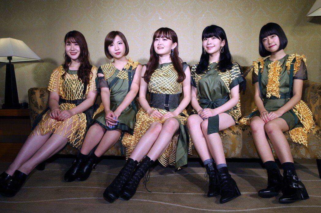 日本樂壇少女團體「Little Glee Monster」將於台北Legacy開...