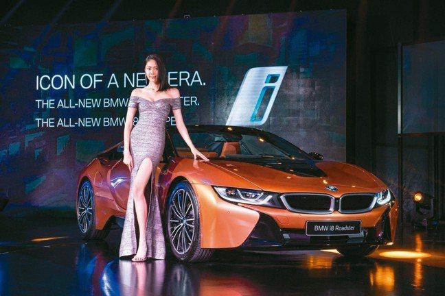 全新BMW i8 Roadster與Coupé將是展出焦點。 圖/各參展廠商