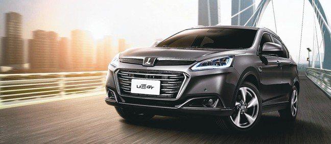 LUXGEN U6 GT 圖/納智捷汽車