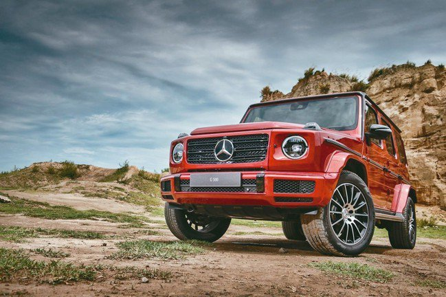 經典傳奇越野車The new G-Class G500將現身展場供車迷一睹風采。...
