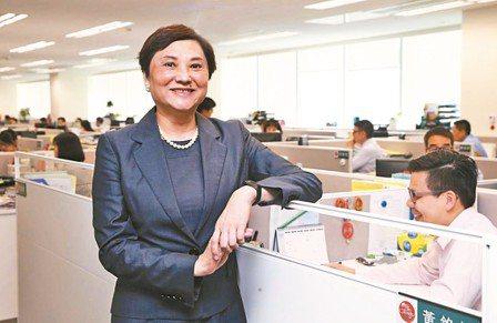 台灣人壽副總經理高鶯娟