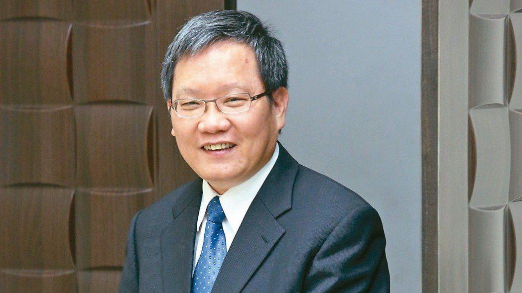 新任財長蘇建榮。 報系資料照