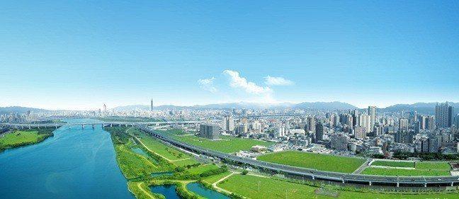 重量級建商將在江翠重劃區推案。 業者/提供