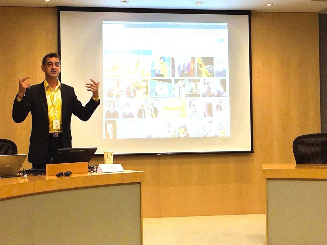 IBM全球協同合作解決方案產品總經理Mat Newman表示,透過導入IBM W...