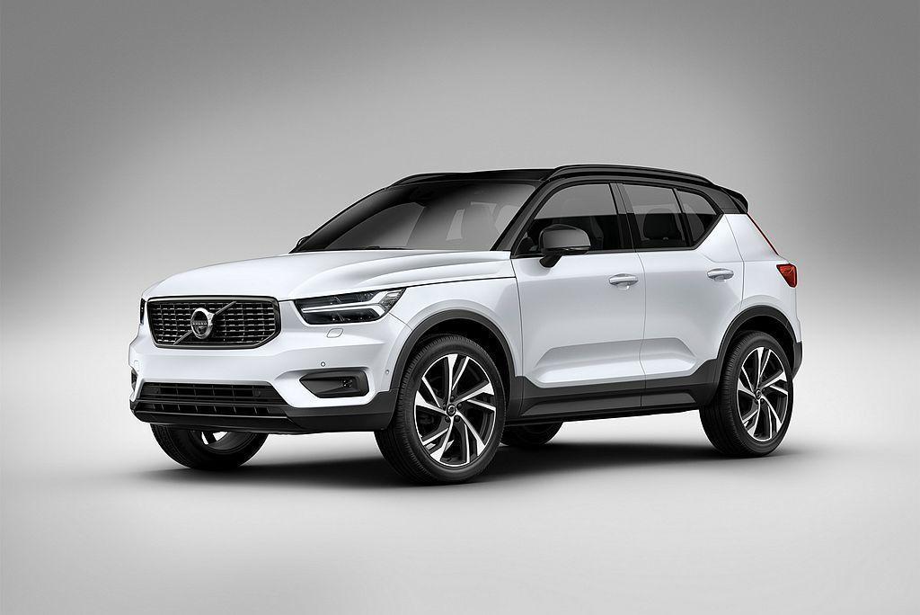 預計在8月上旬發表的Volvo XC40,新追加的T4汽油渦輪動力也完成油耗測試認證,平均油耗為13.5km/L。 圖/經濟部能源局提供