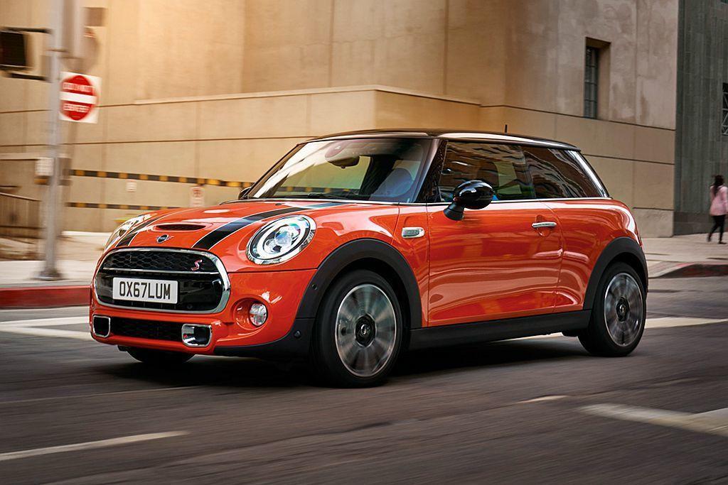 剛發表的小改款Mini Hatch,包括ONE、Cooper、Cooper S以...
