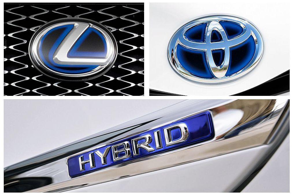 歐洲柴油銷售節節敗退,日本Toyota集團則以Hybrid複合動力持續攻佔市場。 圖/Toyota、Lexus提供