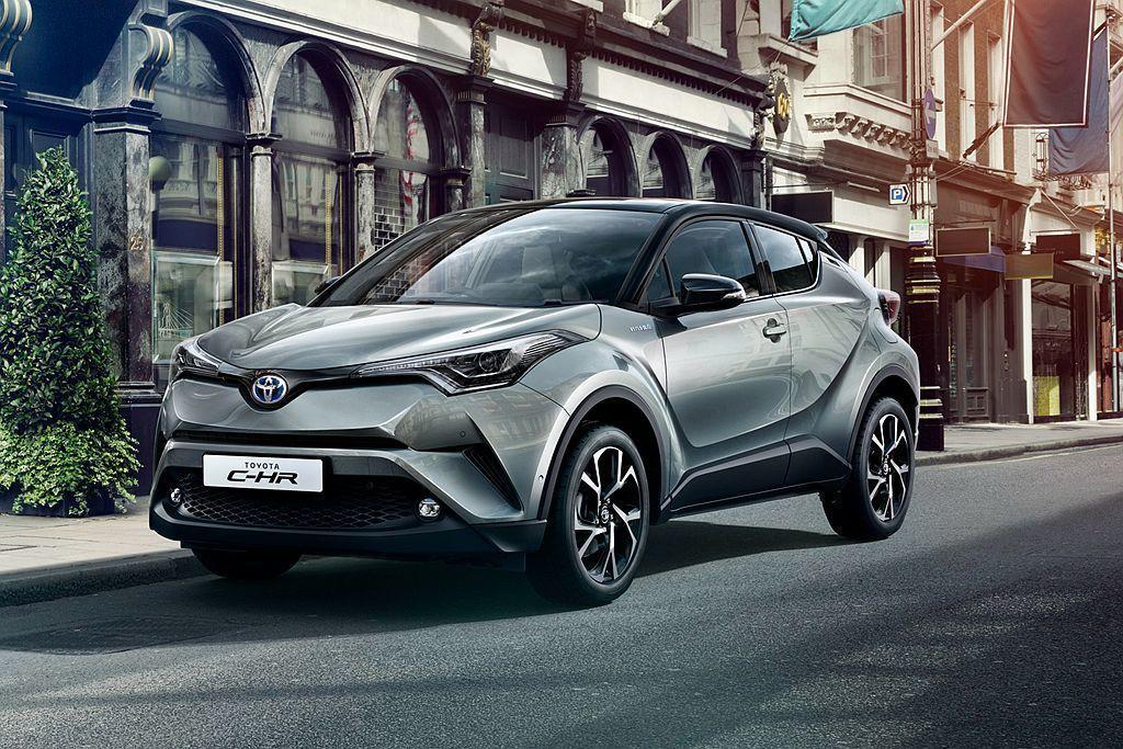 C-HR Hybrid已經是Toyota汽車在歐洲市場最暢銷的車型。 圖/Toyota提供